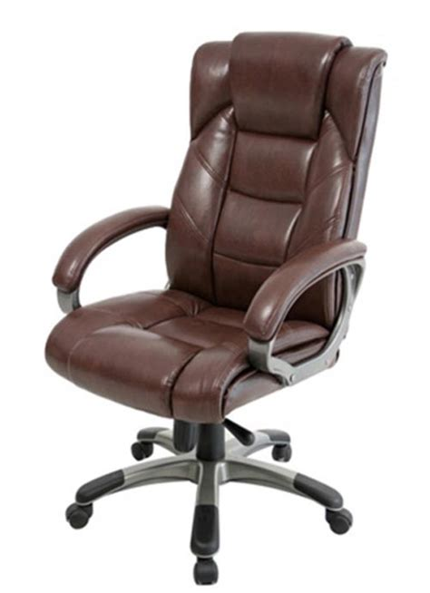 Brown Desk Chair by Northland Brown Leather Office Chair Aoc6332 L Br