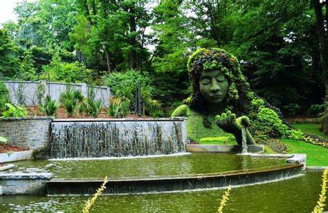 step into the best botanical gardens in the united states