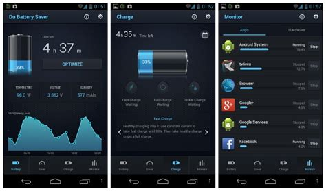 battery app android top android apps for improving battery