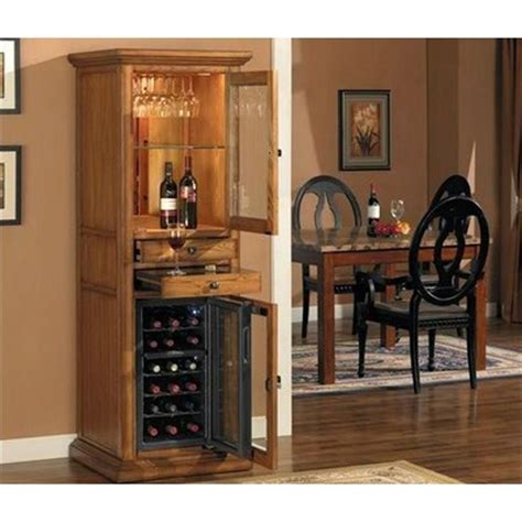Wine Curio Cabinet by The Page Cannot Be Found