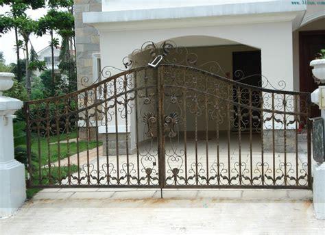 home gate design 2016 铁艺大门图片