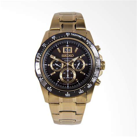 Jam Tangan Pria Seiko Chain Date jual seiko lord chronograph spc236p1 stainless steel