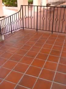outdoor patio floor ls quarry tile pavers mediterranean patio by wqttile