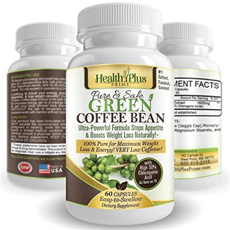 Green Coffee Bean Extract Burner health plus prime green coffee bean extract all weight loss pills boost metabolism and