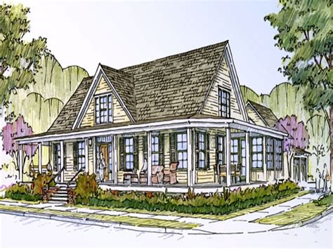 farmhouse plans southern living house plans farmhouse cottage living house
