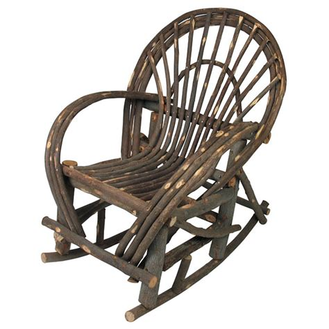 Plan How To Build Rustic Bent Willow Twig Chair Child Size