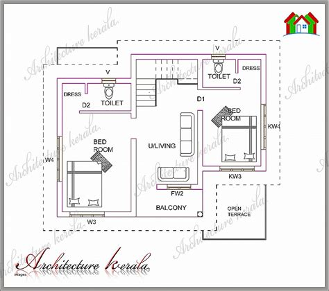 house plans less than 2000 square feet in kerala house plan awesome small house plans less than 1000 sq ft
