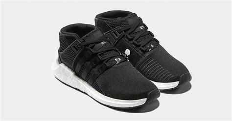 Bait X Adidas Eqt Support 93 17 Black mastermind x adidas eqt support 93 17 black cool sneakers