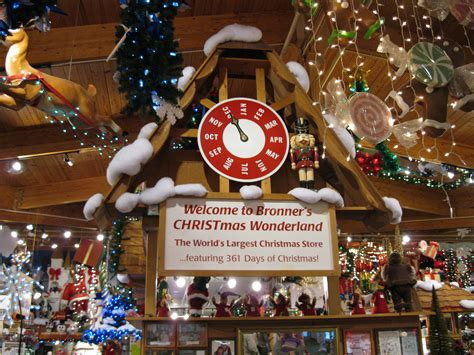christmas wonderland in michigan s little bavaria