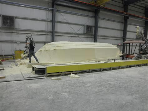 boat mold plug for sale onslow bay 32 plug and mold construction the hull truth