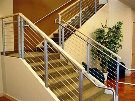 Cable Banister by Cable Railing