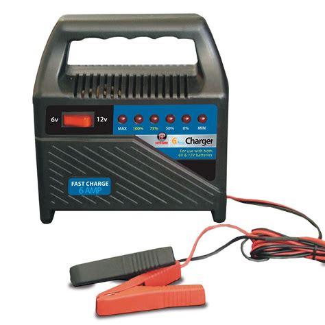 boat battery reverse polarity 6 12 volt 6 6a car motorbike boat battery charger 6v
