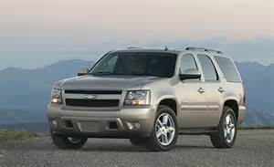 Chevrolet 2007 Tahoe Car And Driver