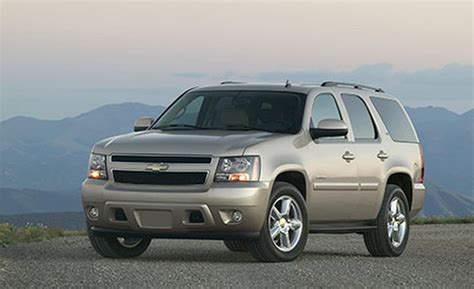 Chevy Tahoe 2007 by Car And Driver