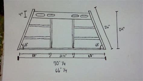 headache rack plans car interior design