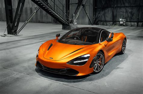 mclaren 720s the mclaren 720s configurator is here motor trend