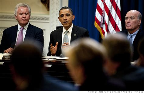 president kitchen cabinet obama s kitchen cabinet on jobs meets to brainstorm feb