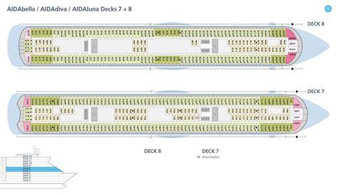 aidaprima deckplan 9 deckspl 228 ne aidadiva decksplan aidadiva aida kreuzfahrten
