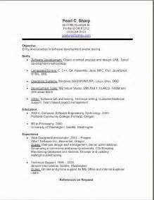 examples of resumes 10 how to write a simple resume