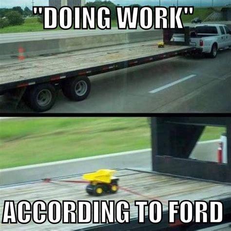 Ford Truck Memes - ford vs dodge trucks autos post