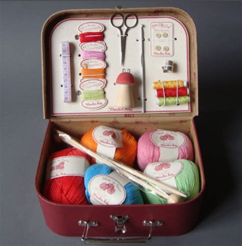 Knitting Set Babyccino Daily Tips Children S