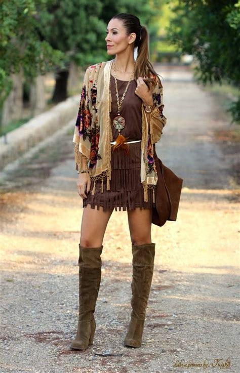 chic ways  wear  cowgirl fashion style glam radar