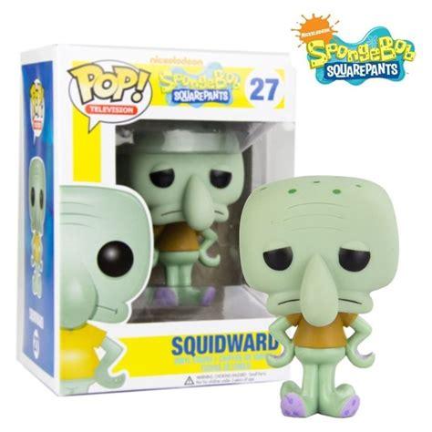 Funko Pop Spongebob Mr Krabs funko pop vinyl figure spongebob squarepants 27 squidward nib retired things i want