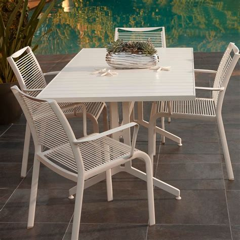 the aloha collection modern patio furniture and