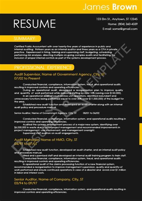 What Is A Functional Resume by Best 25 Functional Resume Template Ideas On