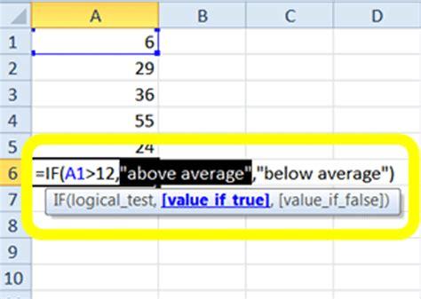 tutorial about excel formulas free microsoft excel understanding functions tutorial