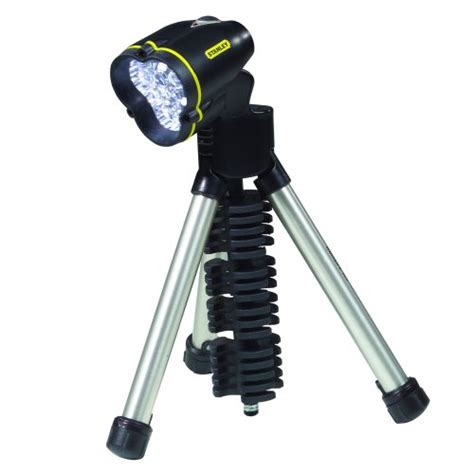 Review Stanley 95 112 Tripod Led Flashlight