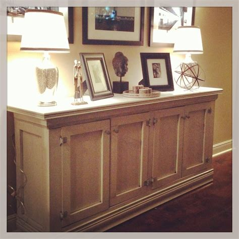 Hutch Dining Room by Diy Sideboard The Sweet Life