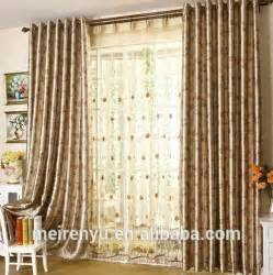 curtain patterns for bedrooms 2015 new design living room curtain beautiful flower