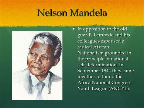 Ppt On Biography Of Nelson Mandela | ppt nelson mandela