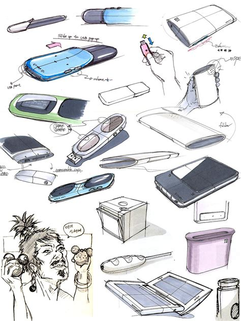 product design sketch product design portfolio