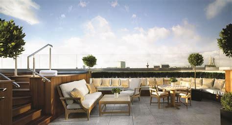 penthouse terrace royal weekend in corinthia hotel london the lux traveller