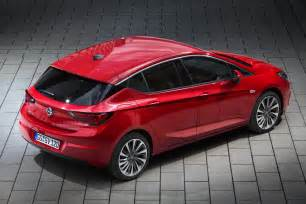 Opel Astra Specification 2016 New Opel Astra K Technical Specification Autos