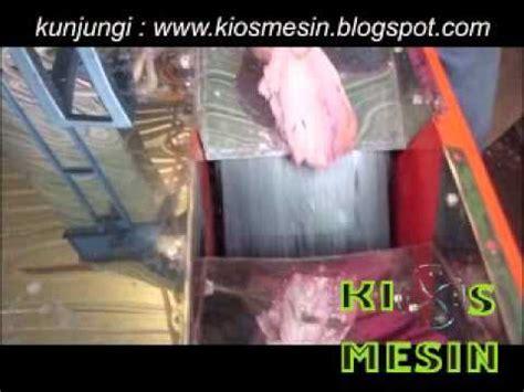 Mesin Giling Tulang Ikan mesin pemisah tulang ikan fish bone separator