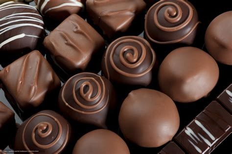 download wallpaper chocolate candy sweet dessert free