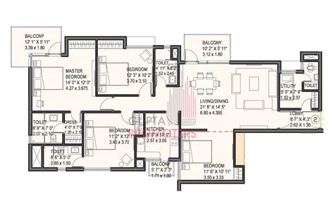 floor plan image ireo uptown uptown apartments ireo projects gurgaon