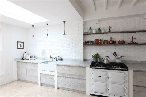 Stick On Kitchen Backsplash mad about expose brick walls mad about the house