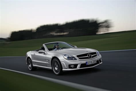 Mercedes Amg Sl65 by Mercedes Debuts Sl63 And Sl65 Amg