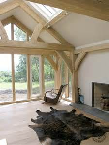 How Much Does It Cost To Build A Modular Home eco timber frame open plan timber frame house