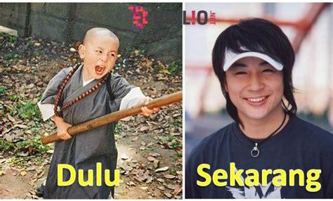 aktor film boboho setelah dewasa foto perubahan aktor film boboho masa kecil vs dewasa