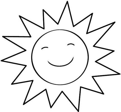 sol para recortar m 225 s de 25 ideas incre 237 bles sobre sol para colorear en