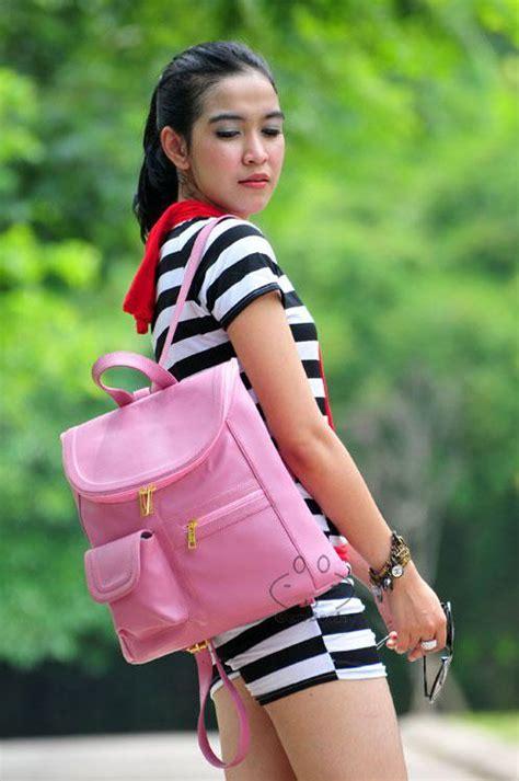 Koleksi Tas Koper Anak Tas Dorong Tas Gendong Pink koleksi butik tas tokodompettas
