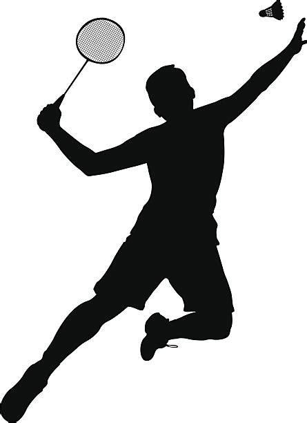 clipart badminton royalty free badminton racket clip vector images