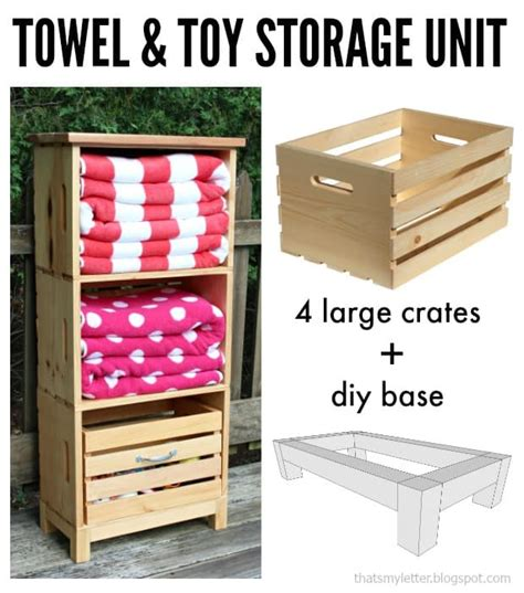 outdoor pool towel storage fun pool projects