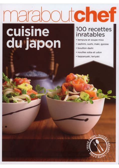 la cuisine du japon marabout cuisine le grand livre marabout de la cuisine