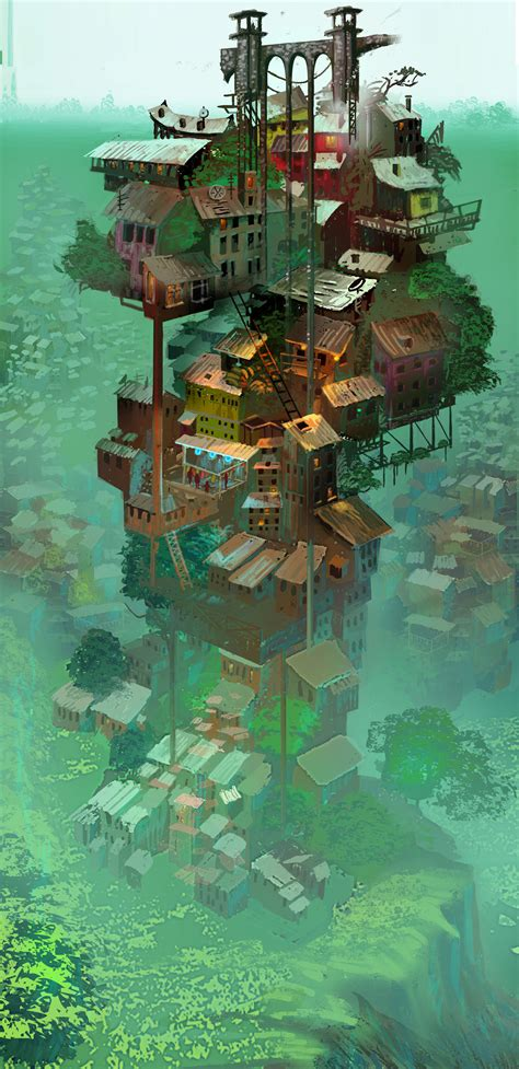 houses and then some some favela inspired high altitude houses by rvhcreations on newgrounds